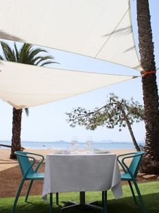 Restaurant et club de plage Kinita