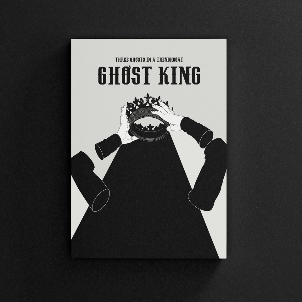 DAY 8: Ghost King