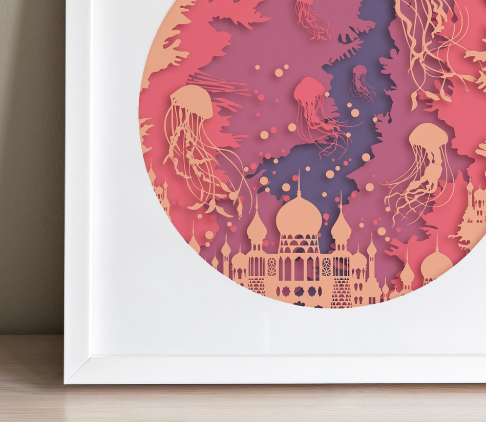 Jellyfish Kingdom | Detail