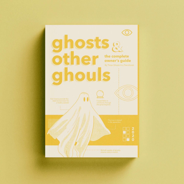 Day 7: Ghosts & Other Ghouls