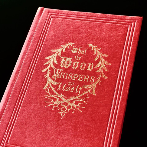 Victorian Book Recreation: What the Wood Whispers to Itself