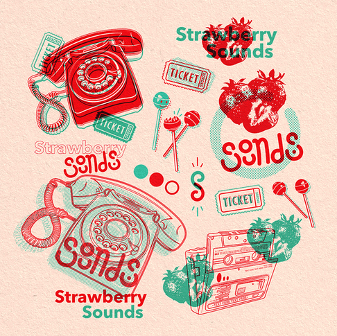 Strawberry Sounds
