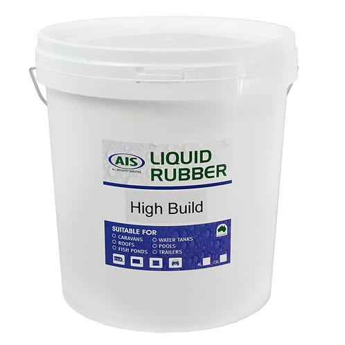 15L Liquid Rubber High Build (Black or Grey)