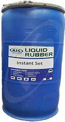 200L AIS Liquid Rubber Instant Set.