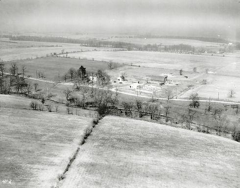 aerial view circa 1823