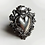Thumbnail: Anello cuore Ex Voto