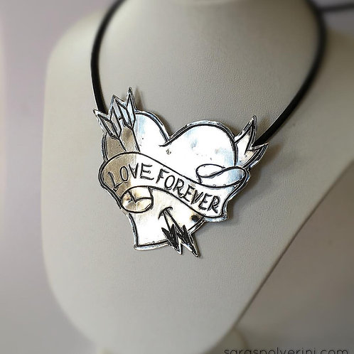 Collana Love Forever