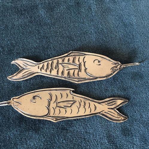 Orecchini pesci