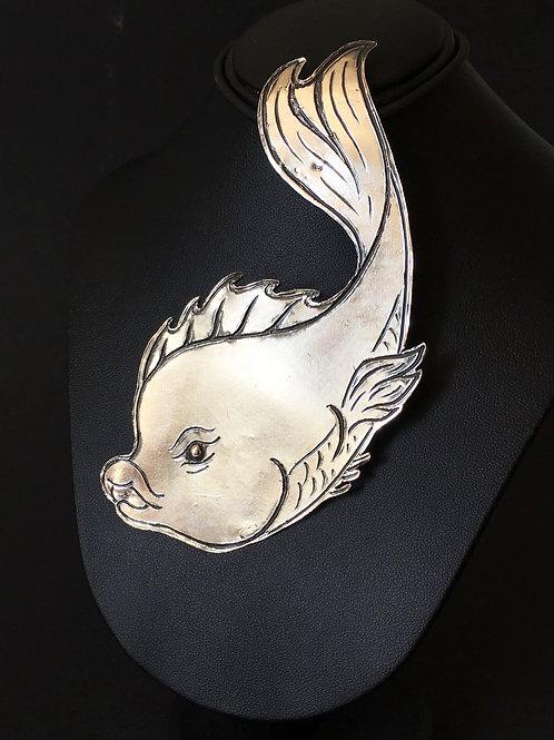 Collana con pesce
