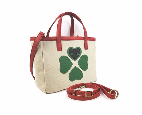 AMOREMIO® Lucky shopping bag + guinzaglio M/L
