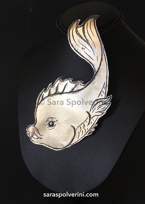Sara Spolverini, mare, pesce, acqua, effetto venezia, terme del corallo, sirena