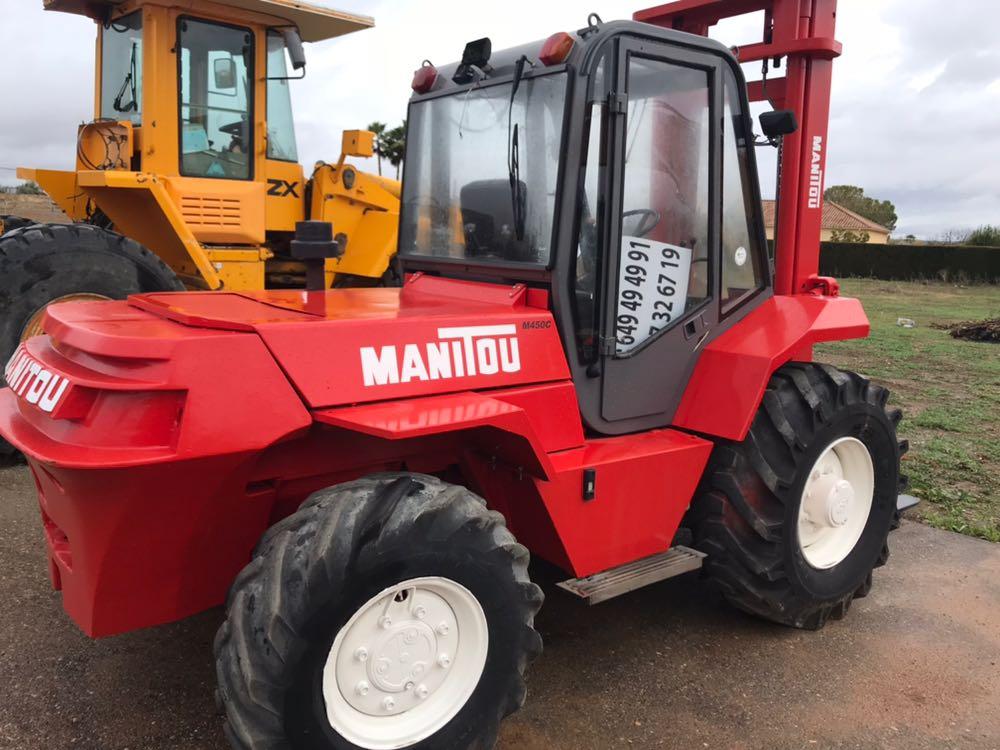 Manitou  M 450 C (1)