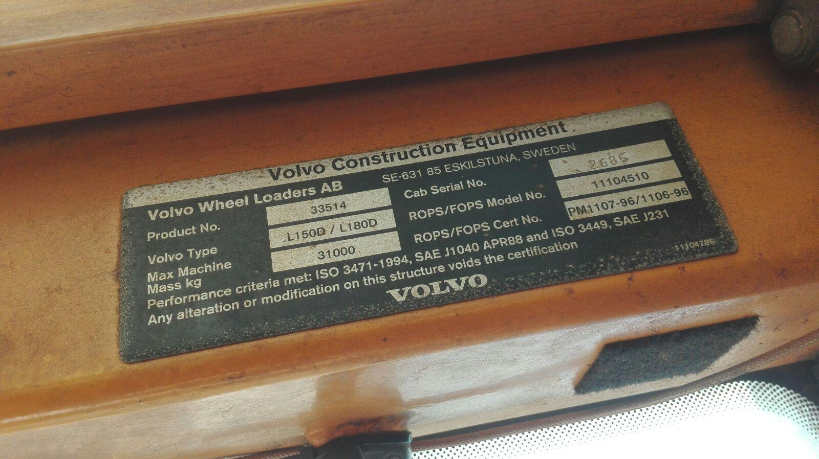 Volvo L180D 2001  (13)