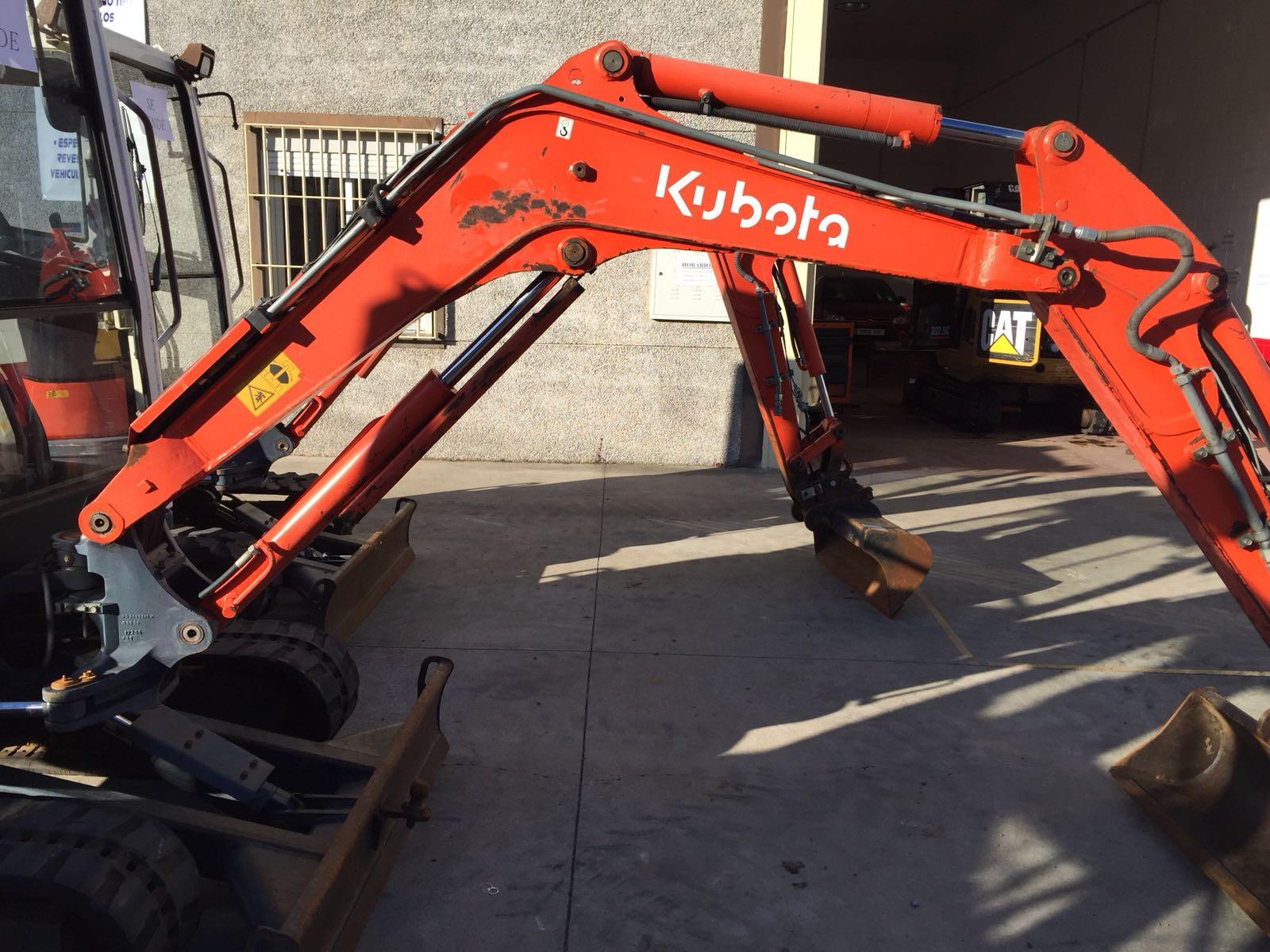 kubota kx61-3 (6)