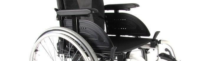 Chaise roulante manuelle standard et mod