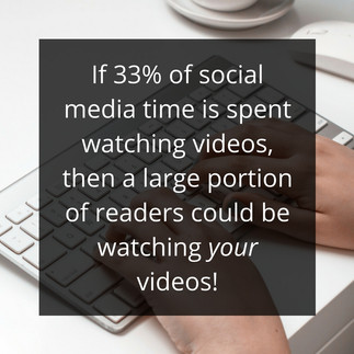 Social Media Video is Here to Stay (and we can help!)