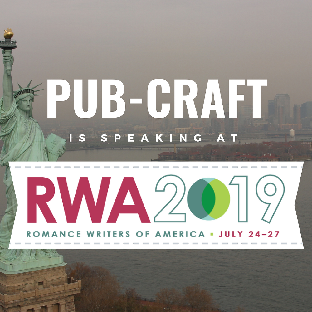 Pub-Craft is speaking at RWA 2019 New York