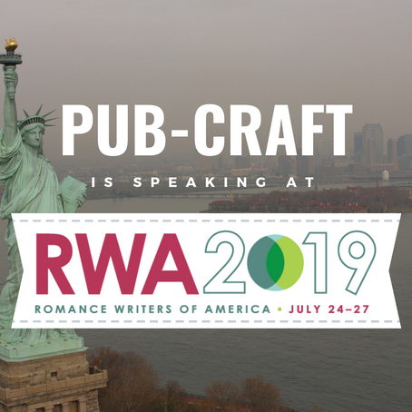 We're going back to New York for RWA 2019!