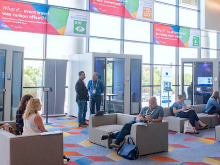 How Event Planners Are Using SmartPods To Revolutionize The Way Attendees Do Business