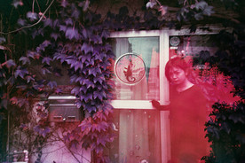 Lomo LC-A+/LomoChrome Purple(フィルム両面露光) フィルムスワップ with Toby Mason(イギリス)