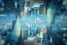 Metropolis Upsidedown