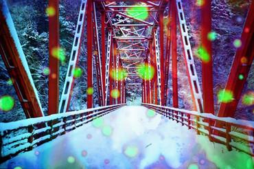 ヤバい雪 -acid snow