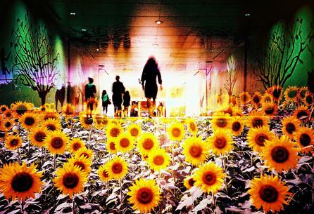 Floral Passage