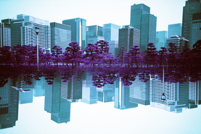 空中庭園 -sky garden