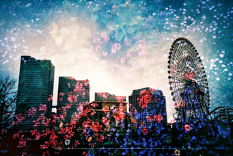 Yokohama flower city