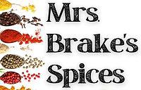 logo for Mrs. Brake's Spices