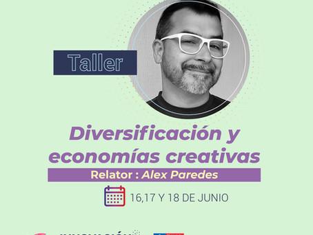 Agrupaciones, industrias creativas y diversificación de la oferta cultural, un nuevo desafío