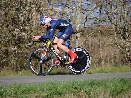 Un espoir du cyclisme Français: Kevin VAUQUELIN