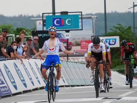 Axel MARIAULT, Champion de France amateur