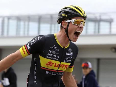 Kim Alexander HEIDUK: Champion d'Allemagne....