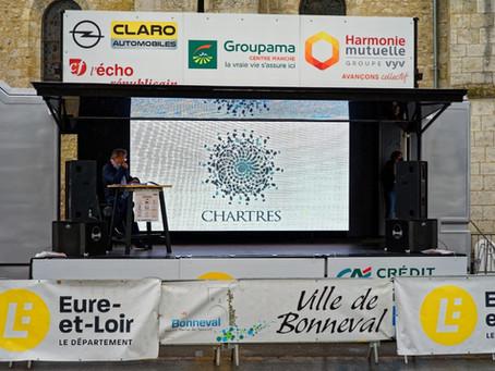 Podium Région Centre Val de Loire