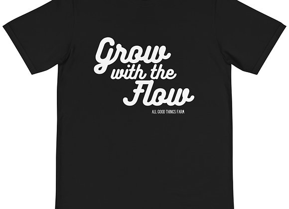 Grow with the Flow Organic T-Shirt