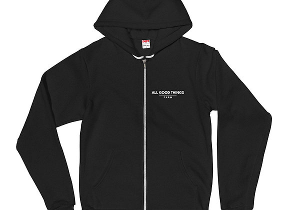 All Good Things Zip Up