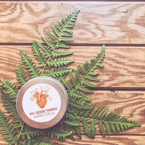 Herbal Tea Tree Salve