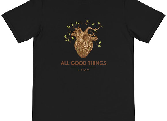 All Good Things Farm Organic T-Shirt