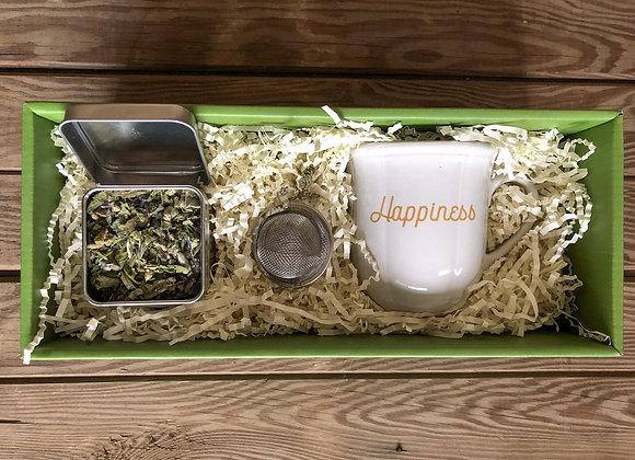 All Good Things Tea Box