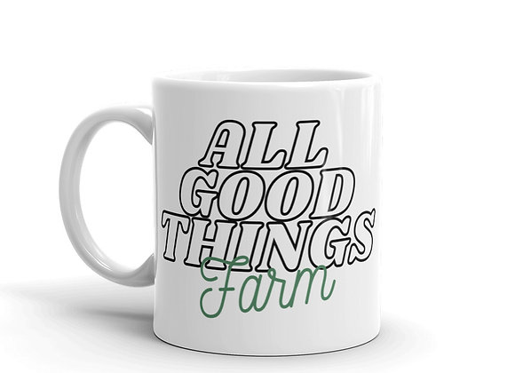 All Good Things Mug