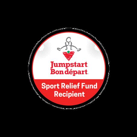 Sport Relief Fund Recipient