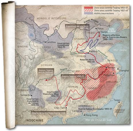 La révolte des Taiping