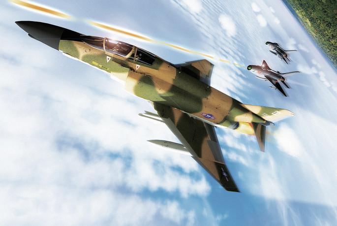 Dogight over Vietnam