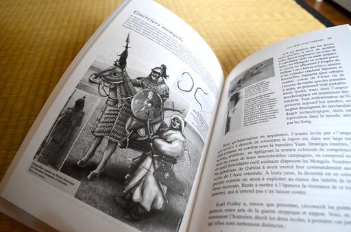 Guerriers mongols