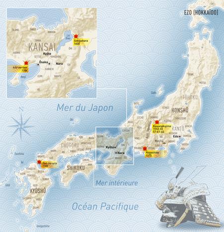 Le Japon médiéval