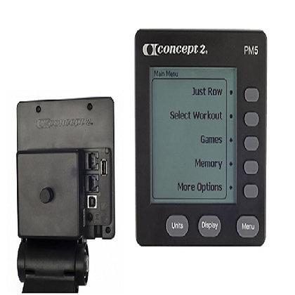 Concept 2 PM5 Monitor for model D & E