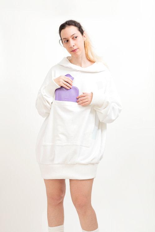 RooRoo Parka  - white -