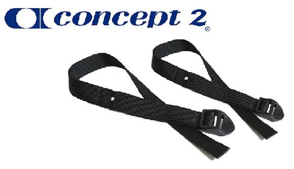 Genuine Concept 2 Rowing Machine Foot Straps