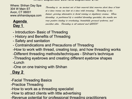 Threading Courses